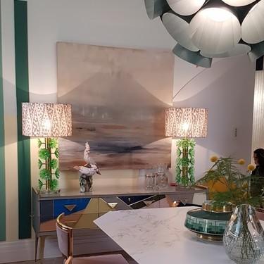 """Cosmopolita, sofisticado y muy elegante es el espacio """"Feelings"""" que ha diseñado el estudio As Interiorista para esta edición de Casa Decor"""