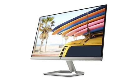 Ahora en Amazon, tienes un completo monitor de trabajo como el HP 24fwa por sólo 130 euros