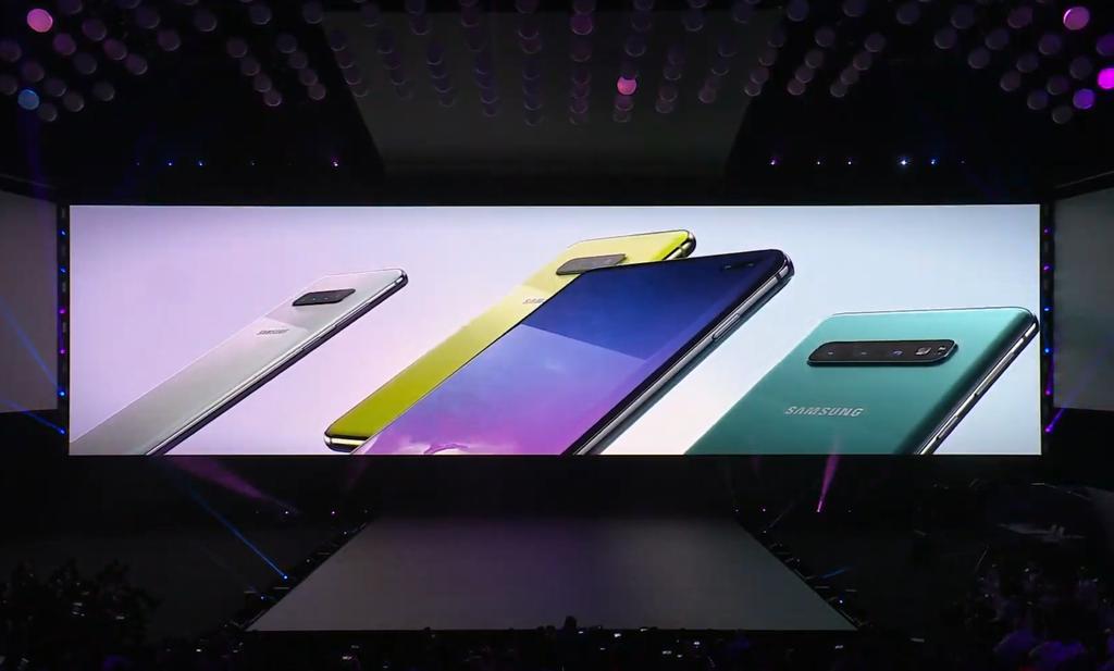 Samsung Galaxy™ S10 5G, el gran grado adhesión de Samsung® para este año llegará con mas cámaras y 5G posteriormente del verano