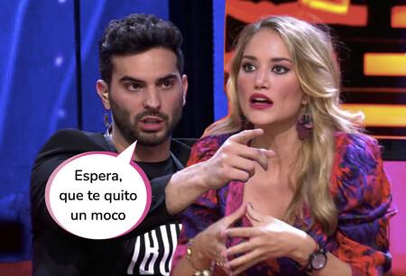 Los monumentales zascas de Alba Carrillo y Terelu a Suso por defender a Manuel en 'El Debate de las Tentaciones'