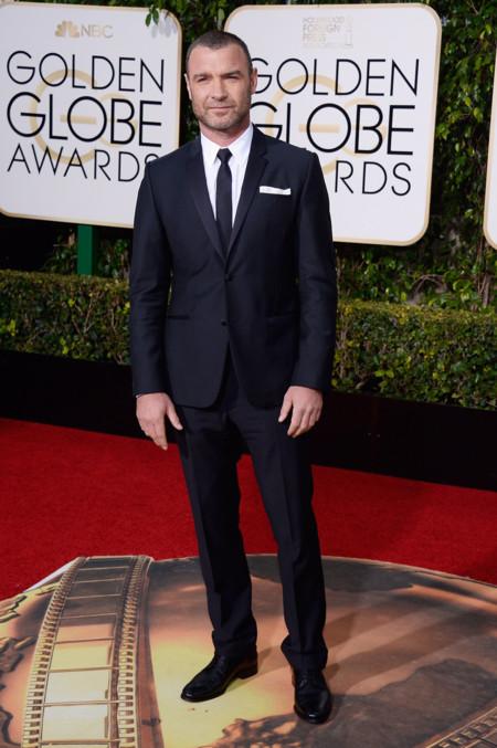 Brie Larson, Liev Schreiber y Bob Odenkirk confiaron en Calvin Klein para acudir a los Globos de Oro hechos un pincel