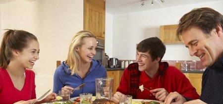 Comer en familia: otro buen recurso para cuidar la dieta y la salud
