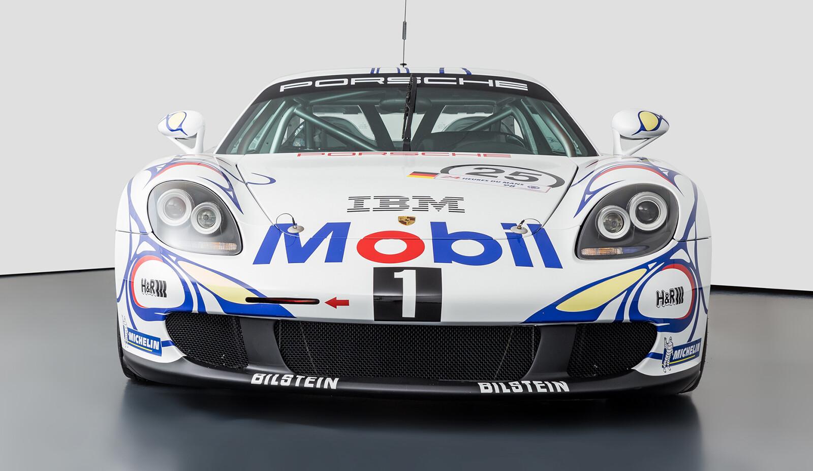 Foto de Porsche Carrera GT-R (2005) (3/16)