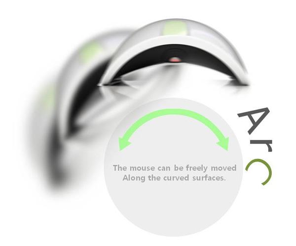 Arc Mouse