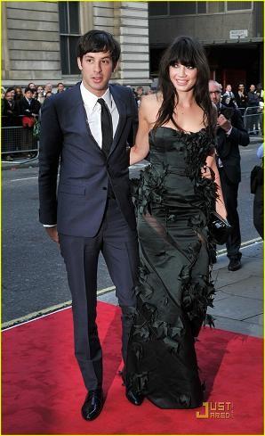 Mark Robson, Daisy Lowe y el resto de invitados a los Premios CQ Hombres del Año en Londres
