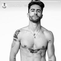 Pelayo muestra su lado más sexy para anunciar su presencia en el próximo desfile de Dolce & Gabbana