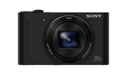 Sony Wx500