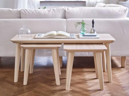 Cat logo ikea 2016 novedades para el sal n for Ikea mesas salon centro
