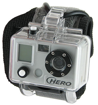 Hero 3 Digital Wrist Camera