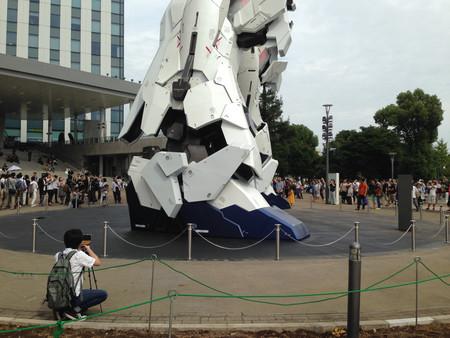 Unicorn Gundam Japon 15