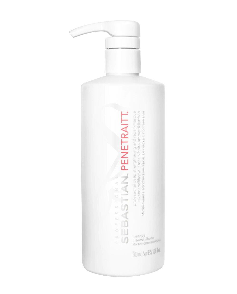 Tratamiento reparador para cabello dañado Penetraitt 500 ml Sebastian Professional