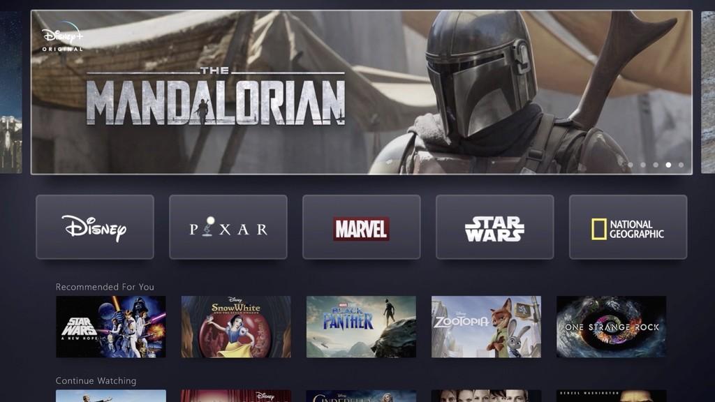 Disney+ costará 6,99 dólares al mes y estará en las plataformas de Apple