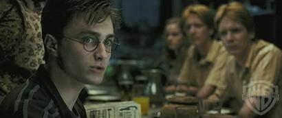 Teaser trailer de 'Harry Potter y la Orden del Fénix'