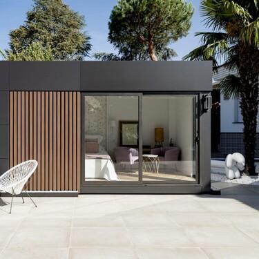 Amplía tu casa con un módulo prefabricado y disfruta de más espacio, comodidad y privacidad