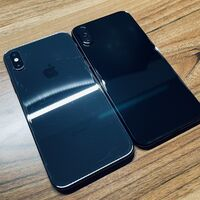 Aparecen imágenes de un prototipo del iPhone X que podría haberse lanzado en color Jet Black