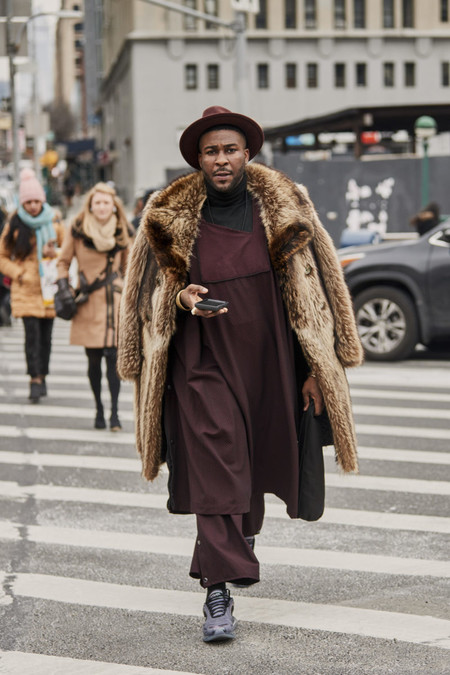 Street Style New York Fashion Week 2019 19