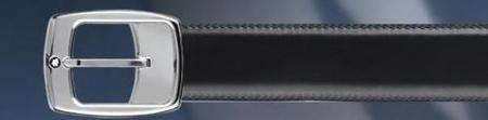 cinturón de montblanc