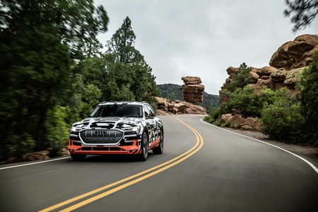 Audi E Tron Prototype Pikes Peak 5