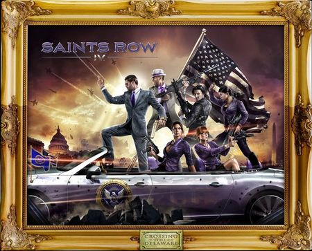 Se presenta oficialmente 'Saints Row IV'