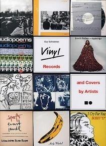 Exposición de discos y portadas en Barcelona