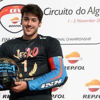 Las motos eléctricas de MotoGP ya tienen a su primer piloto: Jesko Raffin pilotará la MotoE de Dynavolt