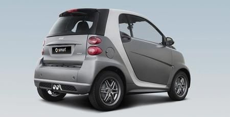 Smart fortwo grey matt collection, disponible solo por Internet