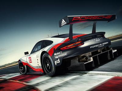 Porsche 911 RSR o cómo perder la esencia del 911 adelantando el motor al eje trasero