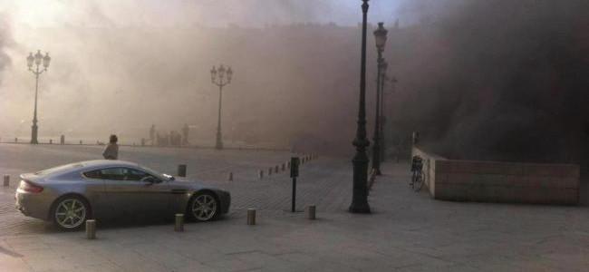 Mejor Dolorpasión 2012: Arde el Place Vendôme en París