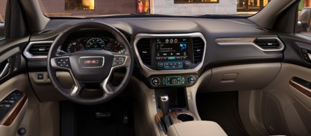 Gmc Acadia 2017 1024x768 Wallpaper 0b