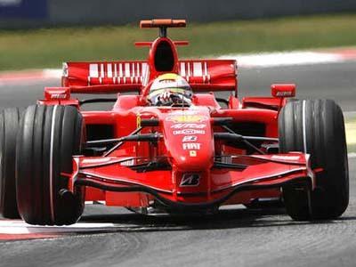 Ferrari afila su arma para Turquía