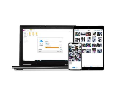 iCloud para Windows llega como nueva app a la tienda oficial Microsoft Store