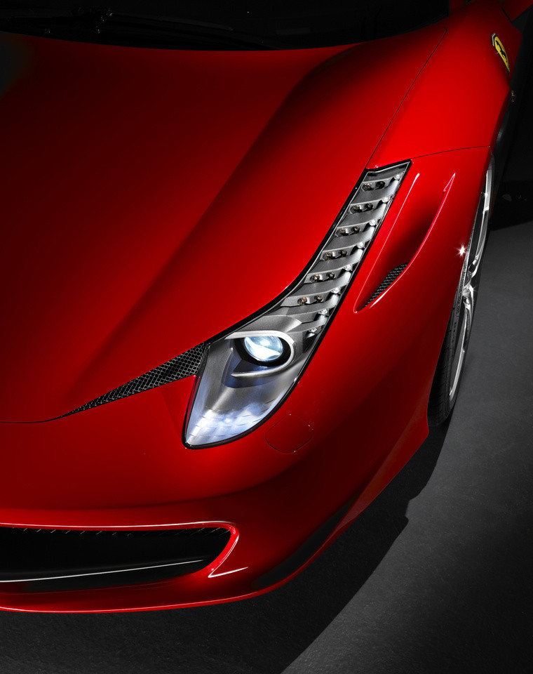 Foto de Ferrari 458 Italia (6/22)