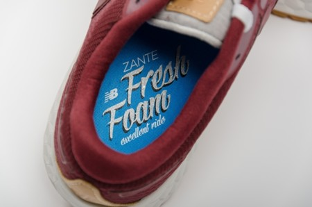 Granate Fresh Foam Zante