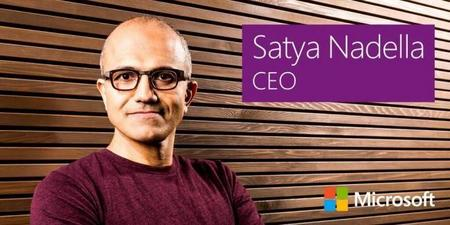 Nuevo CEO en Microsoft: Satya Nadella
