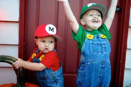Mario Luigi Halloween Costume