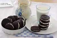 Cómo hacer galletas Oreo caseras. Receta