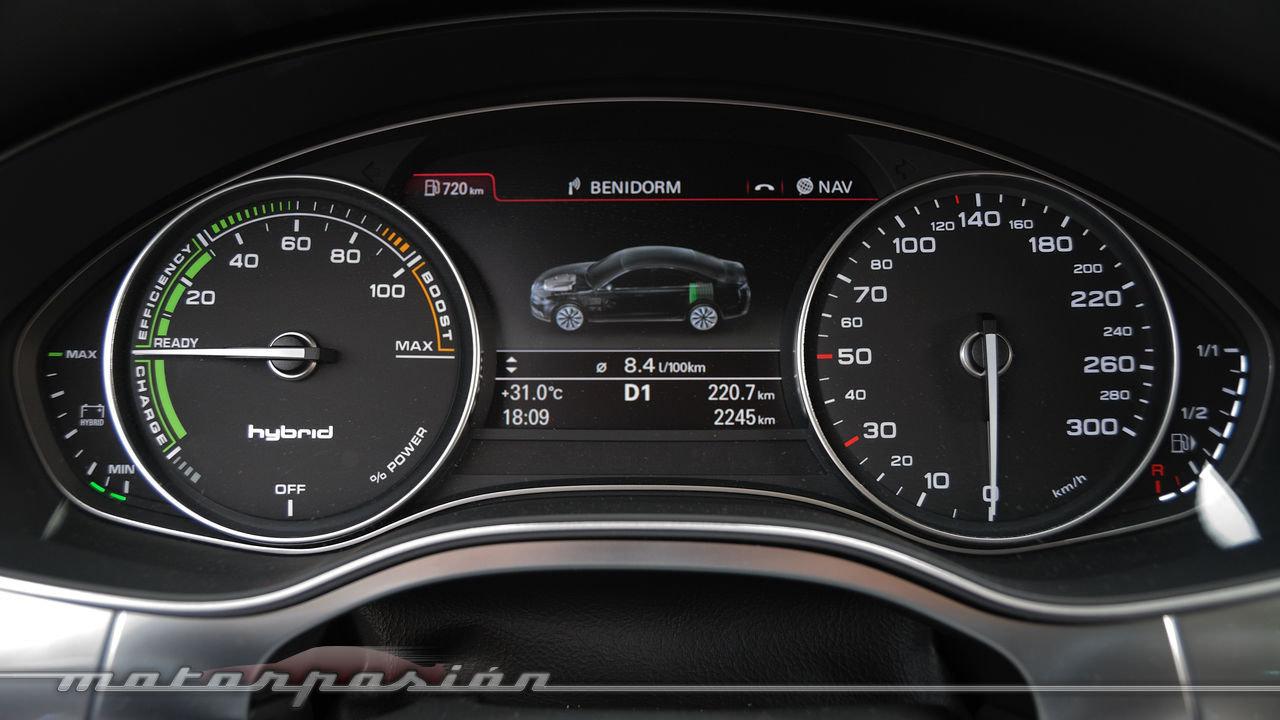 Foto de Audi A6 hybrid (prueba) (29/120)