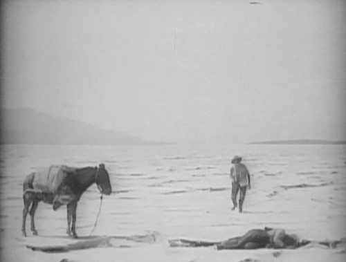 Cine mudo: 'Avaricia' de Erich von Stroheim