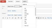 Ya podemos marcar y etiquetar los mensajes que enviemos en Gmail