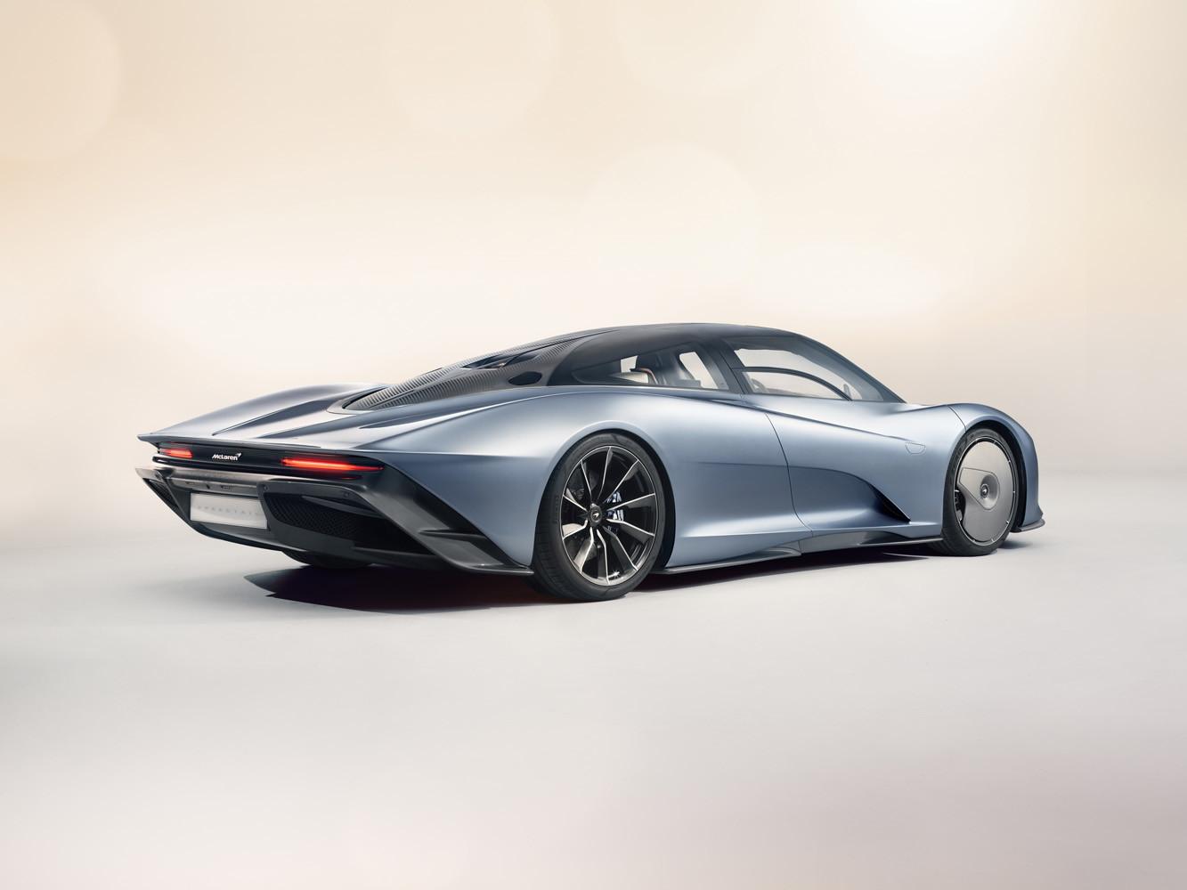 Foto de McLaren Speedtail (14/18)