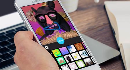 GIPHY CAM es la cámara definitiva para crear GIF con efectos (APK)