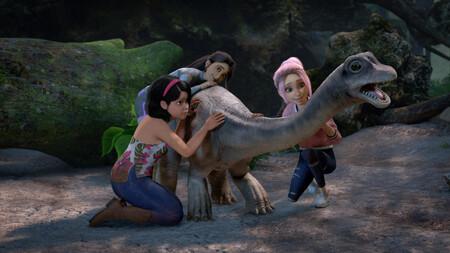 Jurassic World Campamento Cretacico Temporada 3