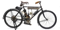 "L.A Mitchell Motor Company - ""LEO Two-Cycle"" de 1905"