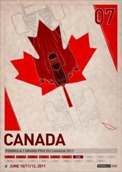 GP de Canadá F1 2011: horarios