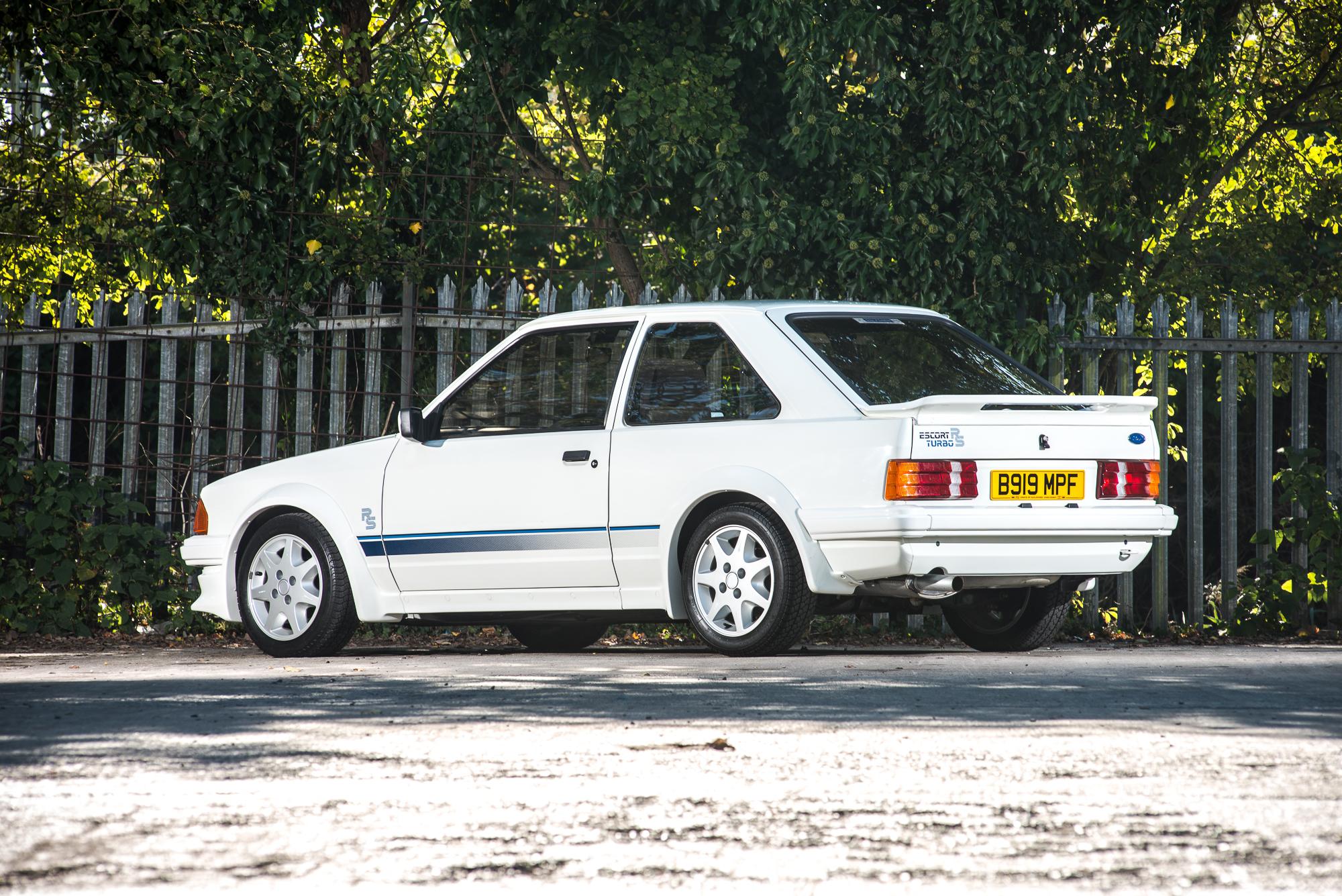 Foto de Ford Escort RS Turbo 1985 (1/4)