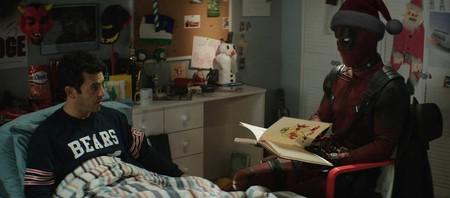 'Once Upon a Deadpool': tráiler de la versión familiar y navideña de 'Deadpool 2' (con homenaje a 'La princesa prometida')