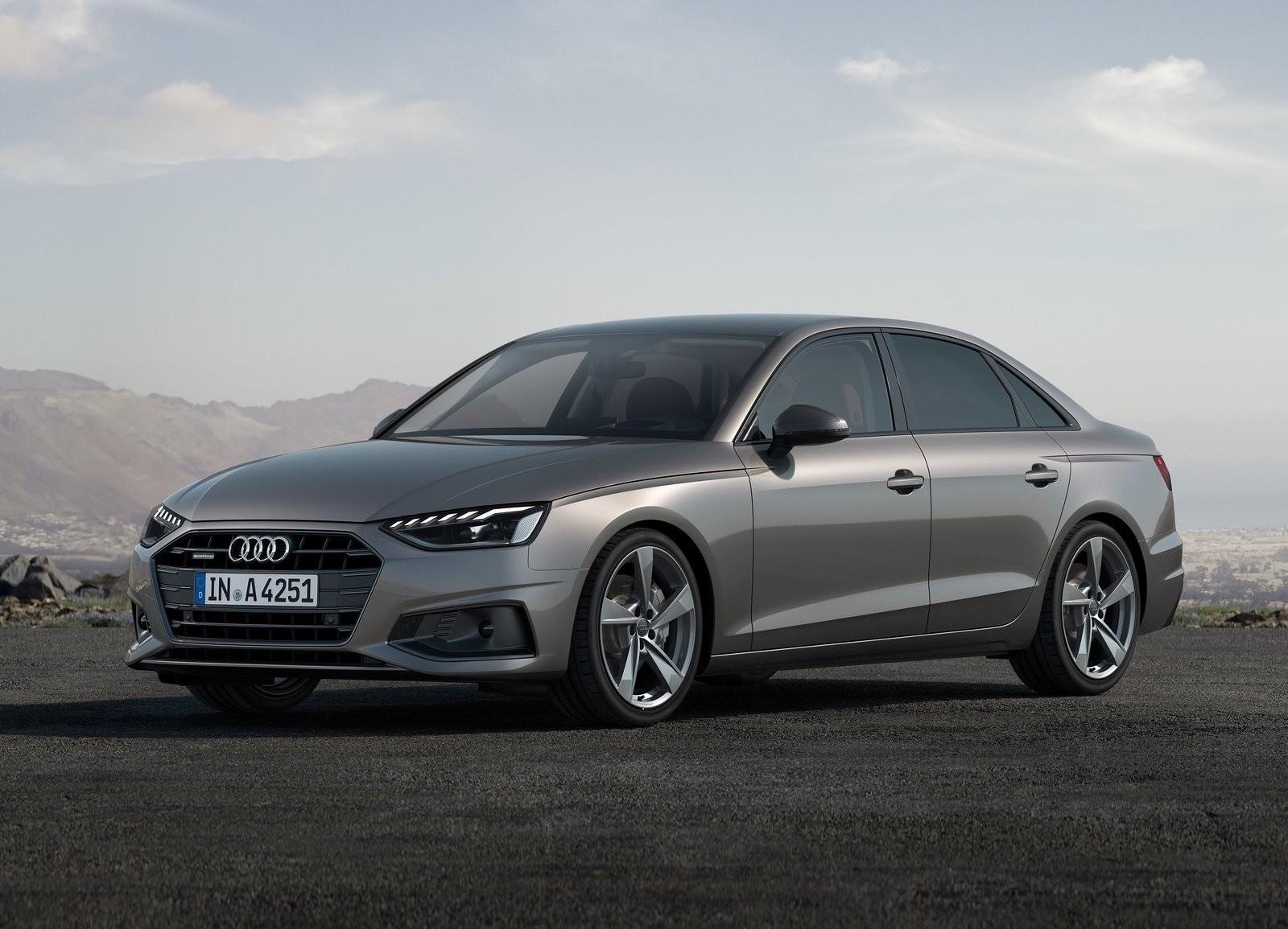 Foto de Audi A4 2020 (1/9)