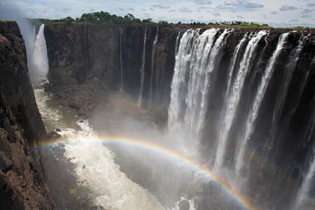 Compañeros de Ruta: de ver grandes mamíferos a disfrutar del arcoiris en Cataratas Victoria