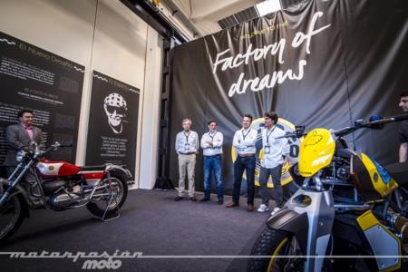 Bultaco Brinco Presentacion Fabrica Y Prueba 02 A