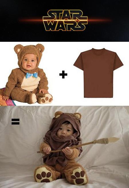 Ewok Kid